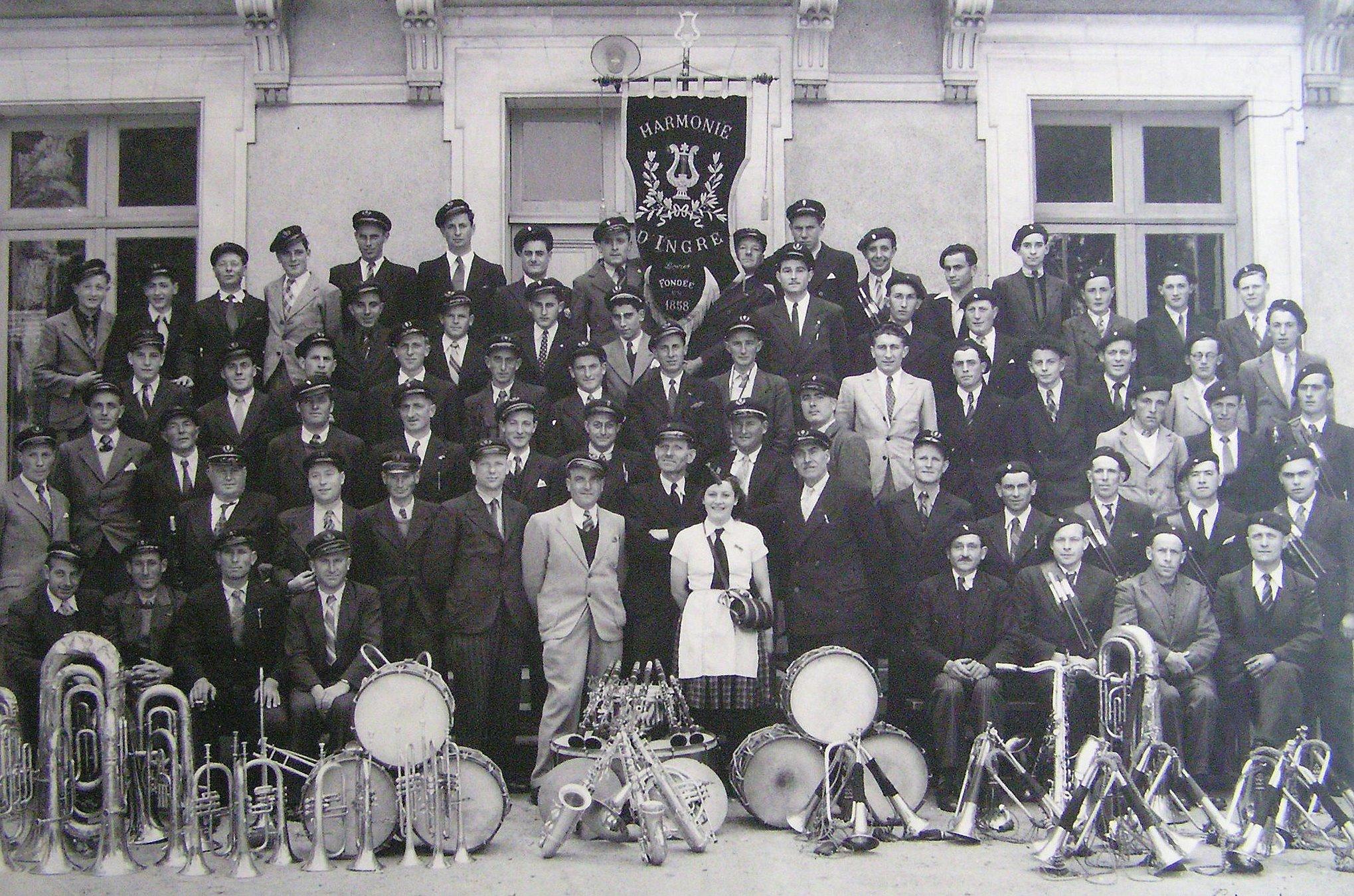 L'Harmonie en 1947
