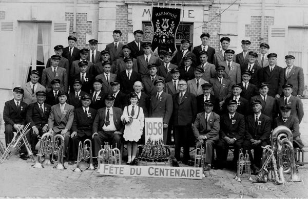 L'Harmonie en 1958
